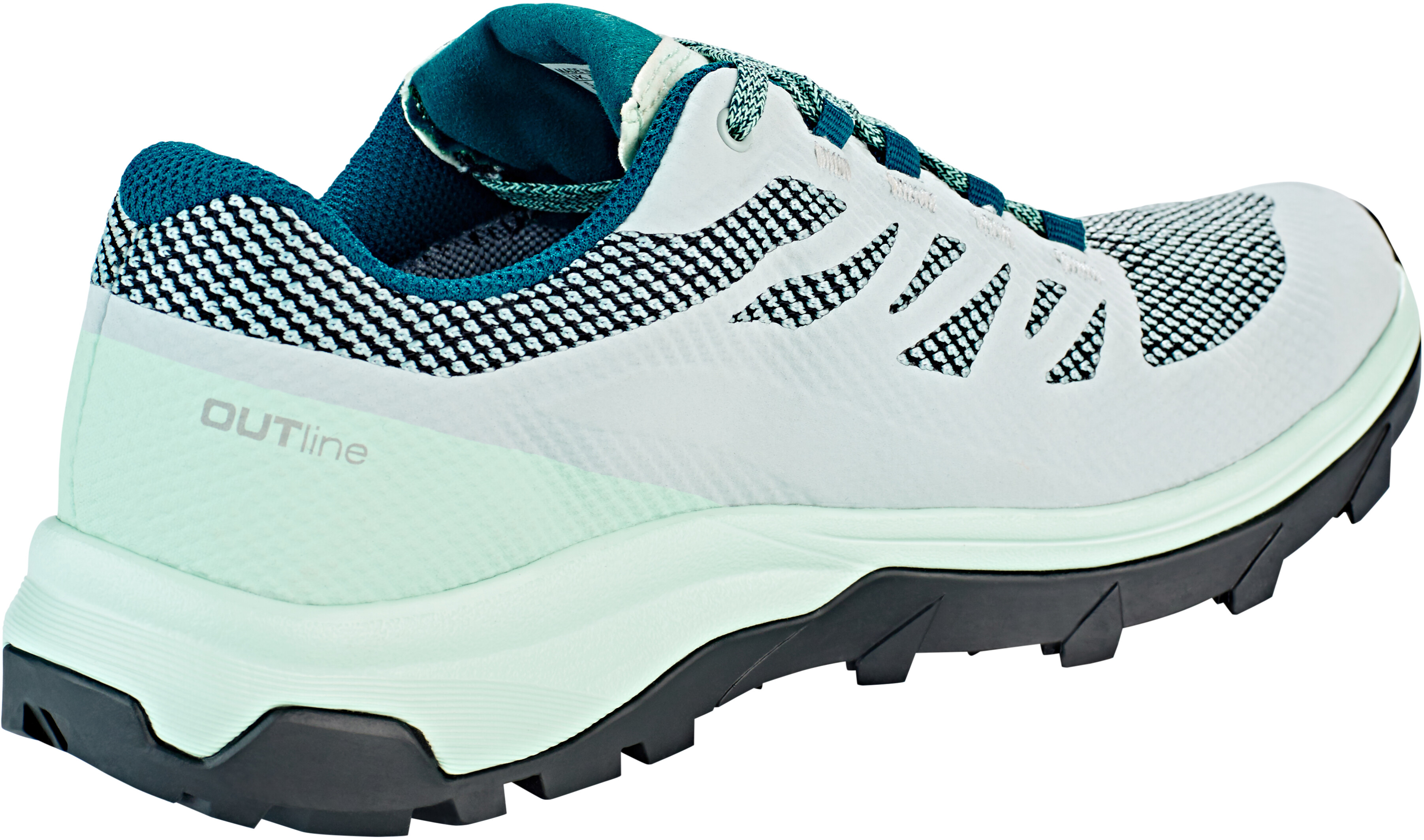 582a6fed Salomon Outline GTX Shoes Damer, pearl blue/icy morn/reflecting pond ...